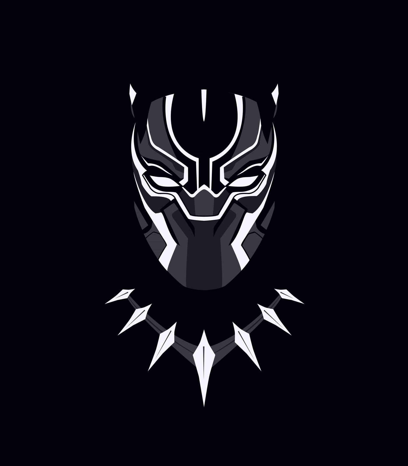 Black Panther Marvel Wallpapers 1400x1600
