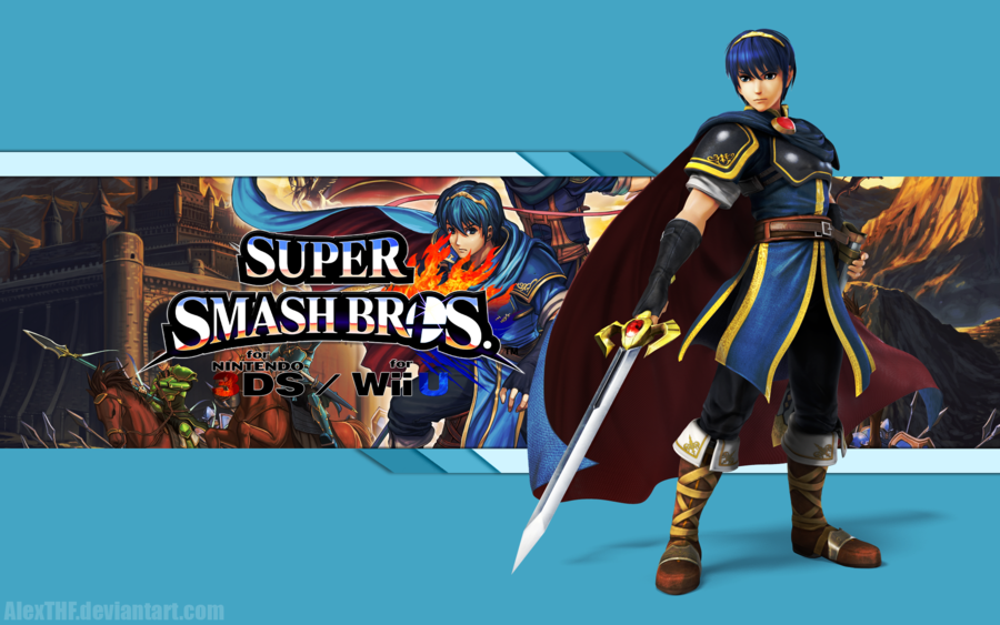 Smash 4 Main Wallpaper