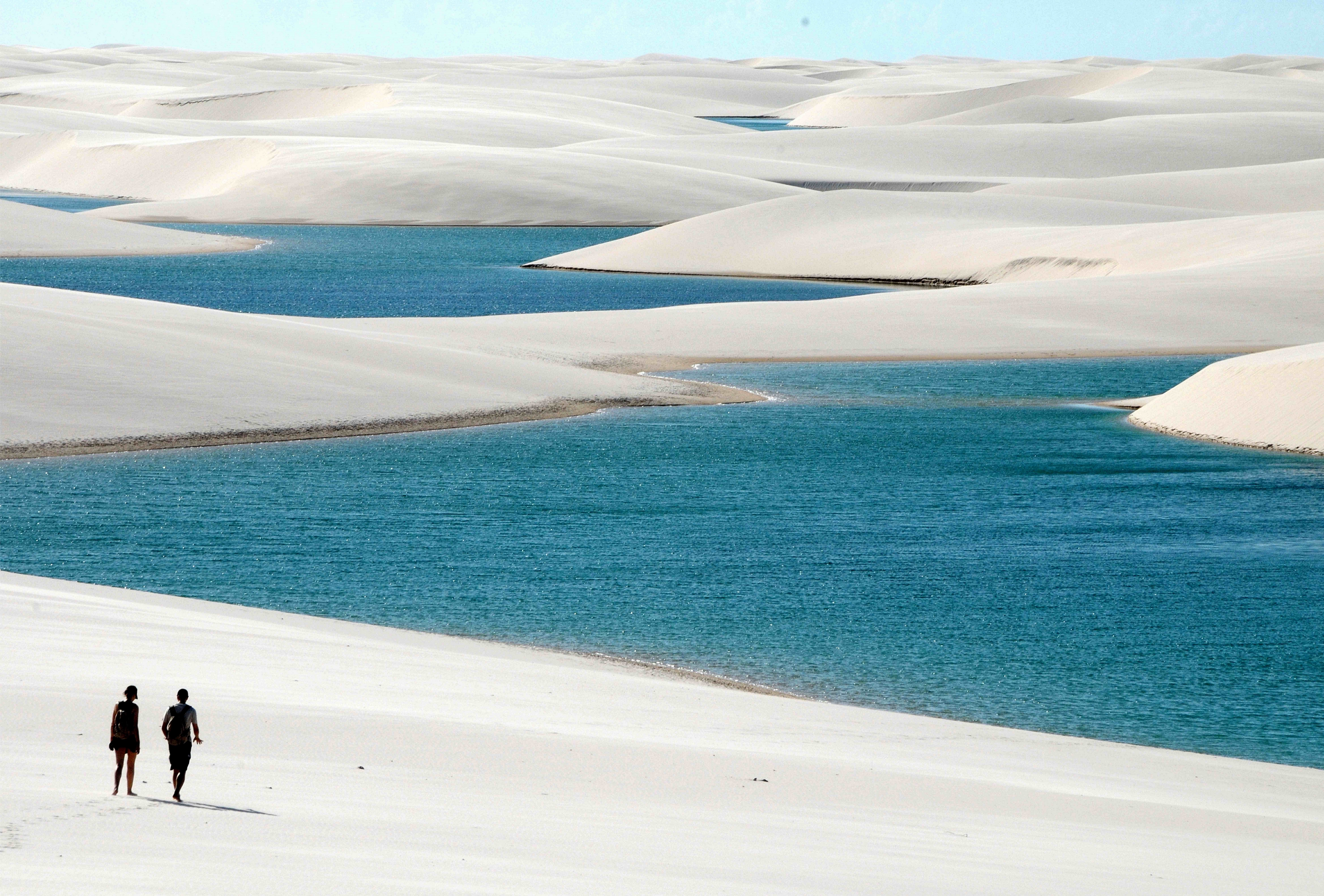 Lenis Maranhenses   The pristine oasis of blue water   Places to 7000x4739
