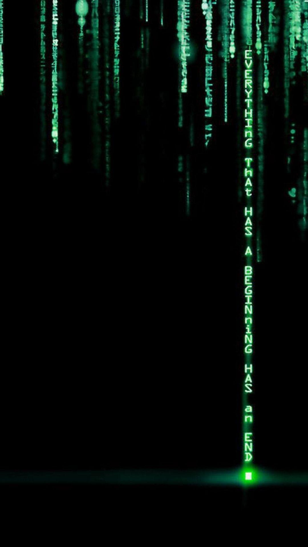 Matrix Code iPhone 5 Wallpaper iPod Wallpaper HD   Download 1080x1920