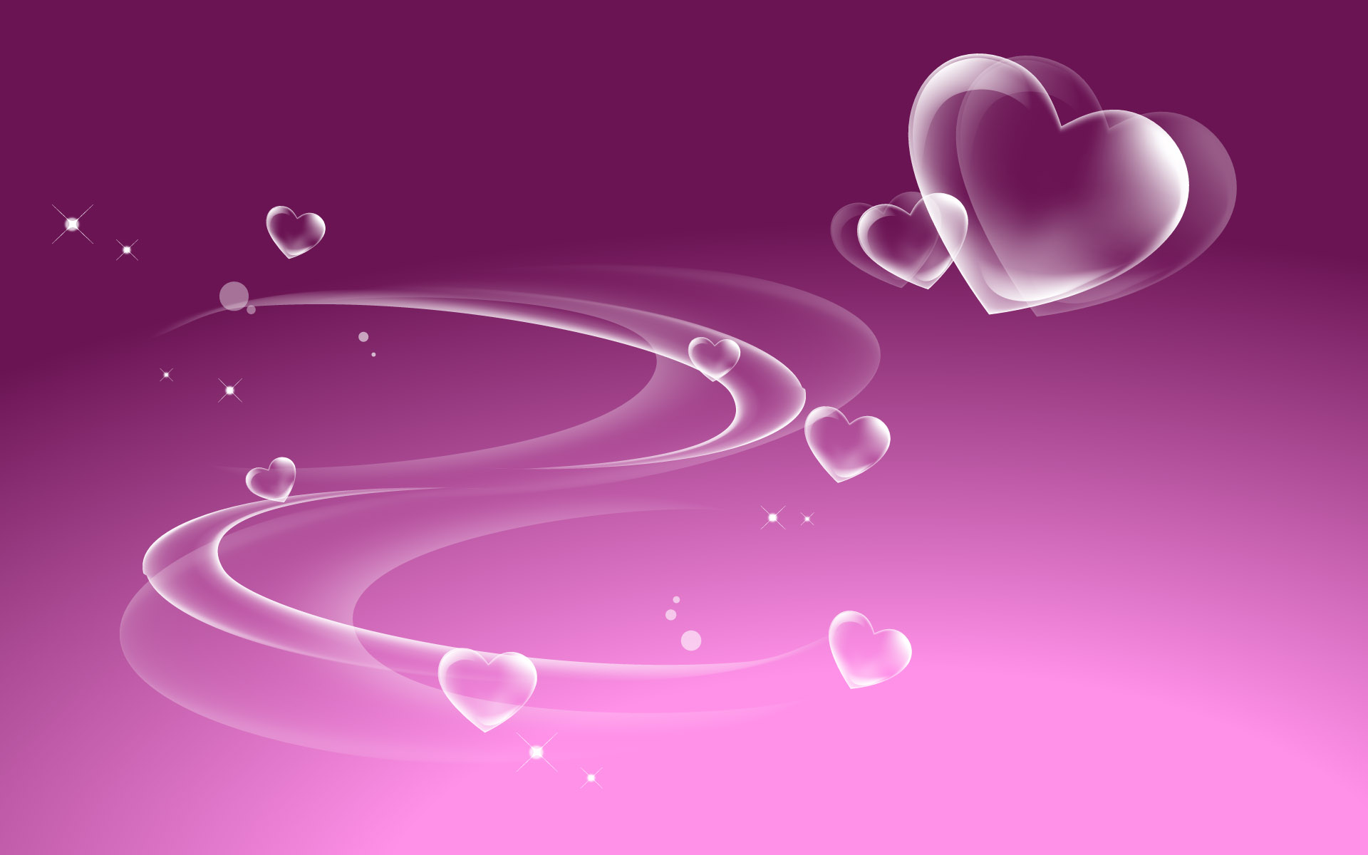 Valentine Hearts wallpaper   350099 1920x1200