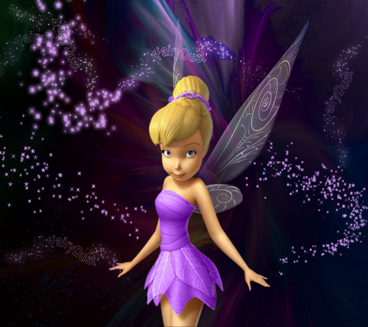 Free Download Download Tinkerbell 1440 X 1280 Wallpapers