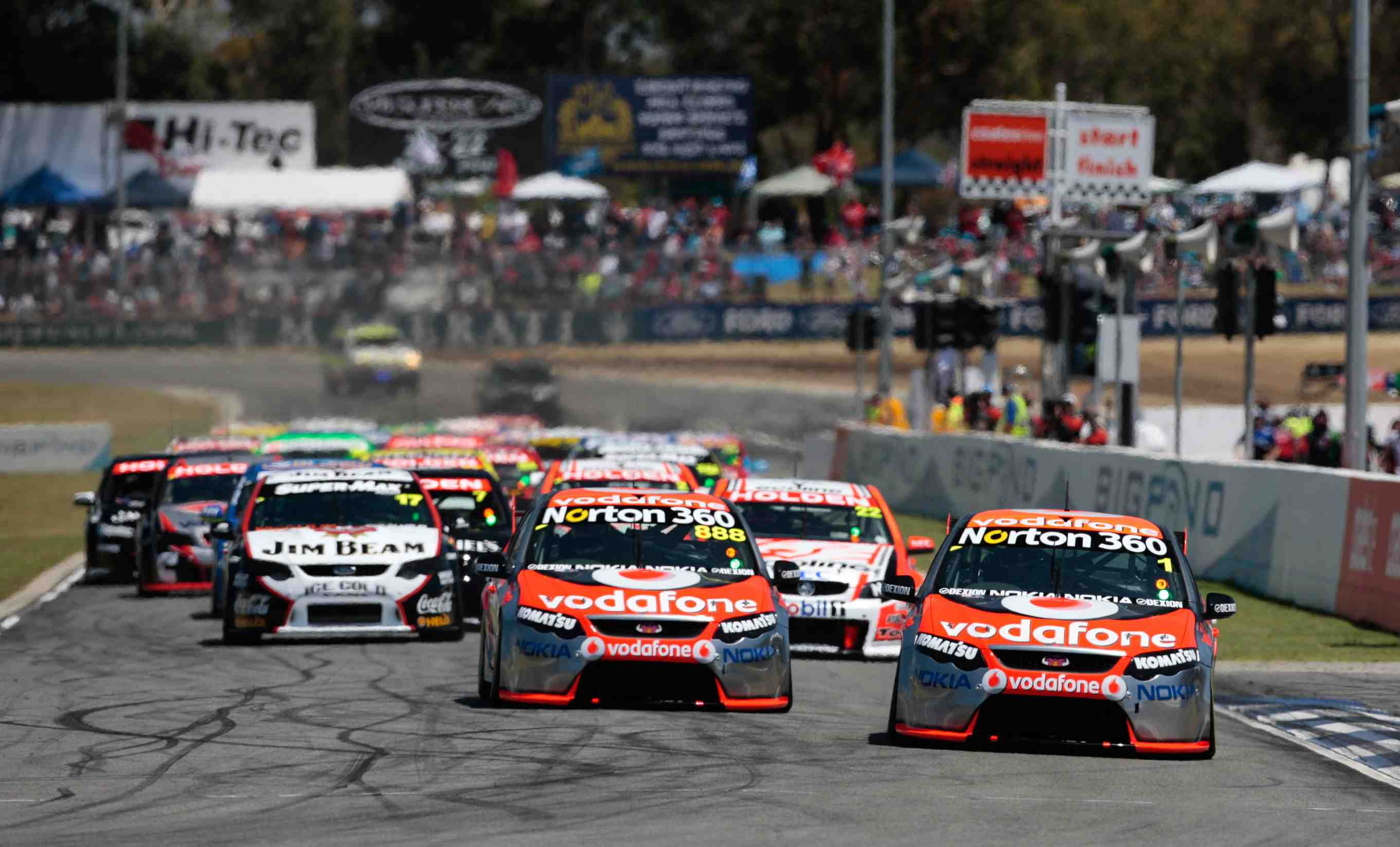 V8 Supercars Wallpapers 2722x1646