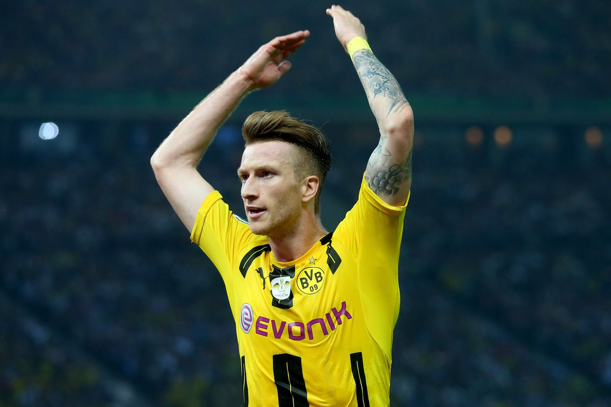 Reus Talks Captains Armband and Dortmund Transfers in Interview 1200x800