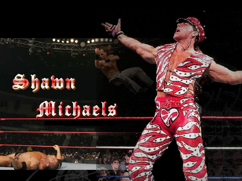 Category Shawn Michaels Wallpapers 1024x766