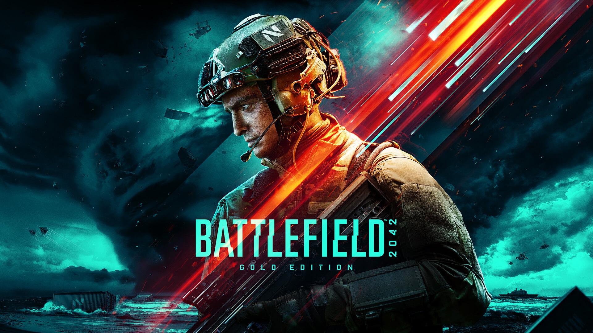 Pre Purchase Pre Order Battlefield 2042 Gold Edition   Epic 1920x1080