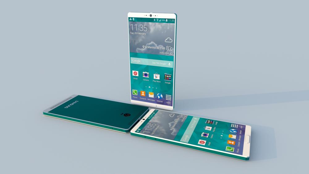 Samsung Galaxy S7 HD Wallpapers 1000x563