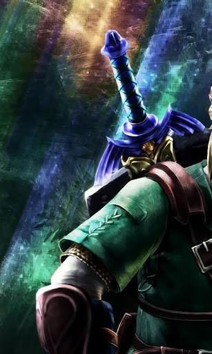 Legend Of Zelda Live Wallpaper