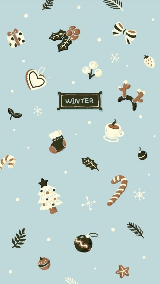 Cute Winter iPhone Wallpapers   Top Cute Winter iPhone 675x1200