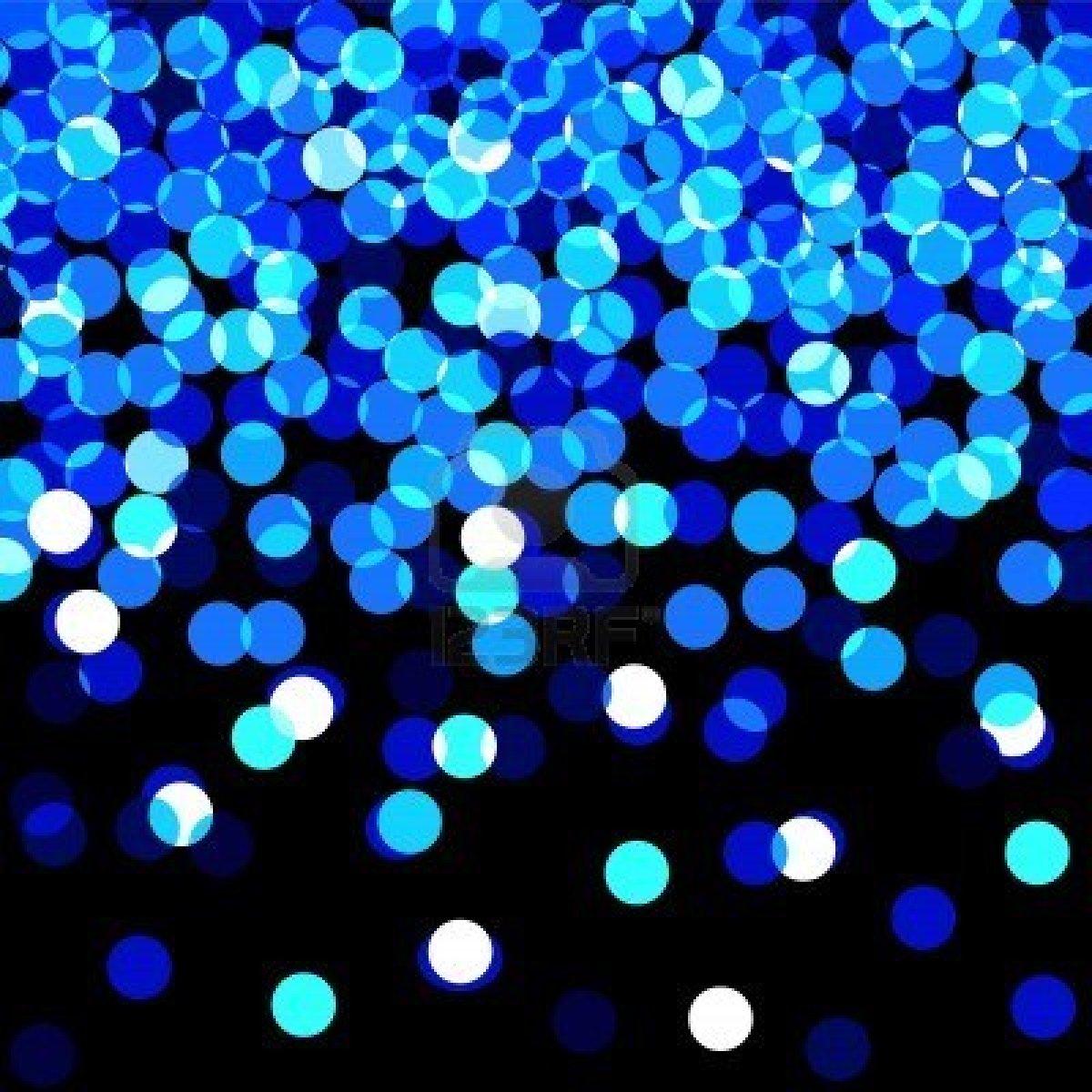 Blue Sparkle Wallpaper Wallpapersafari