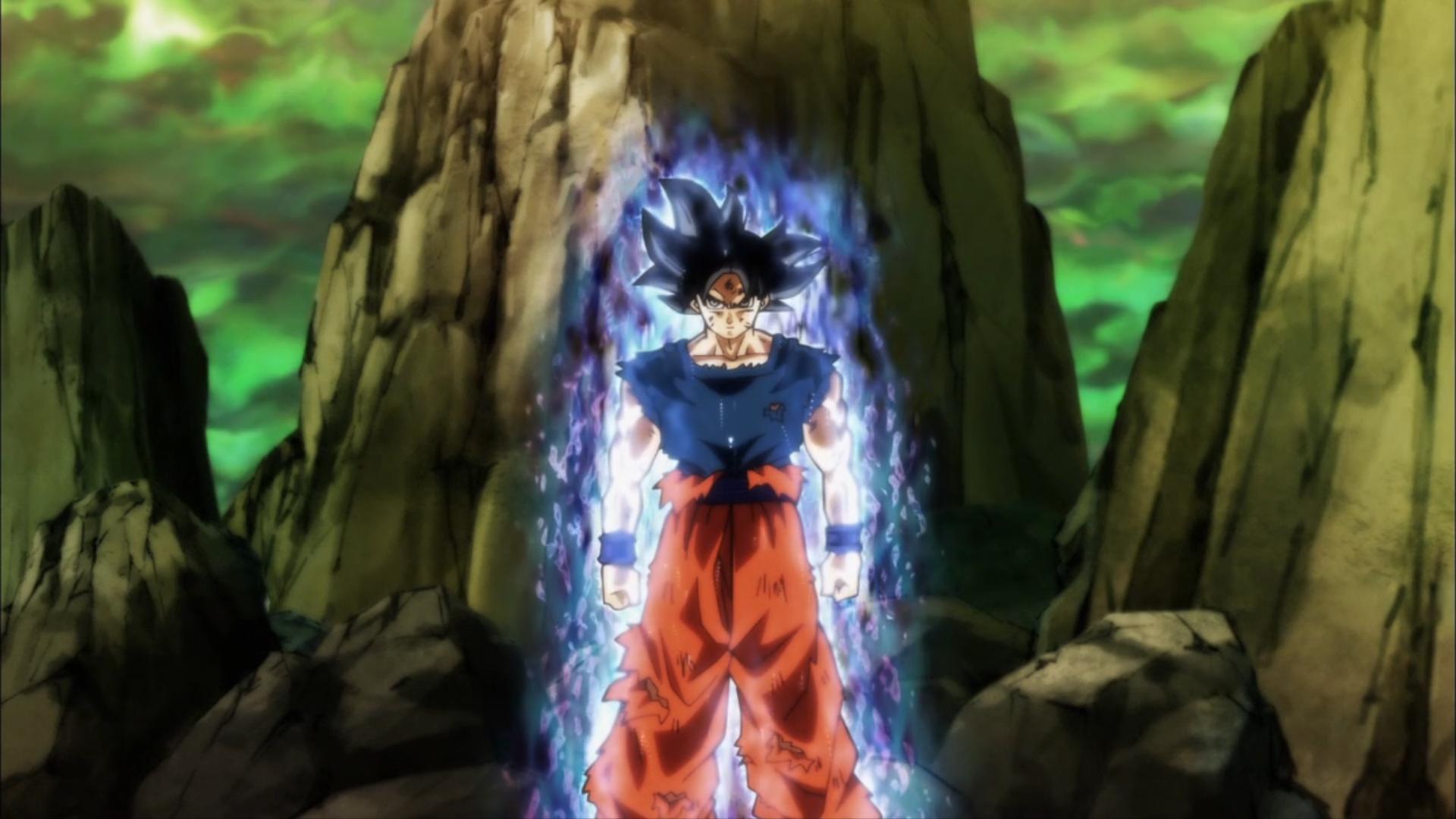 Goku Ultra Instinct Full HD Wallpaper and Background Image 1920x1080