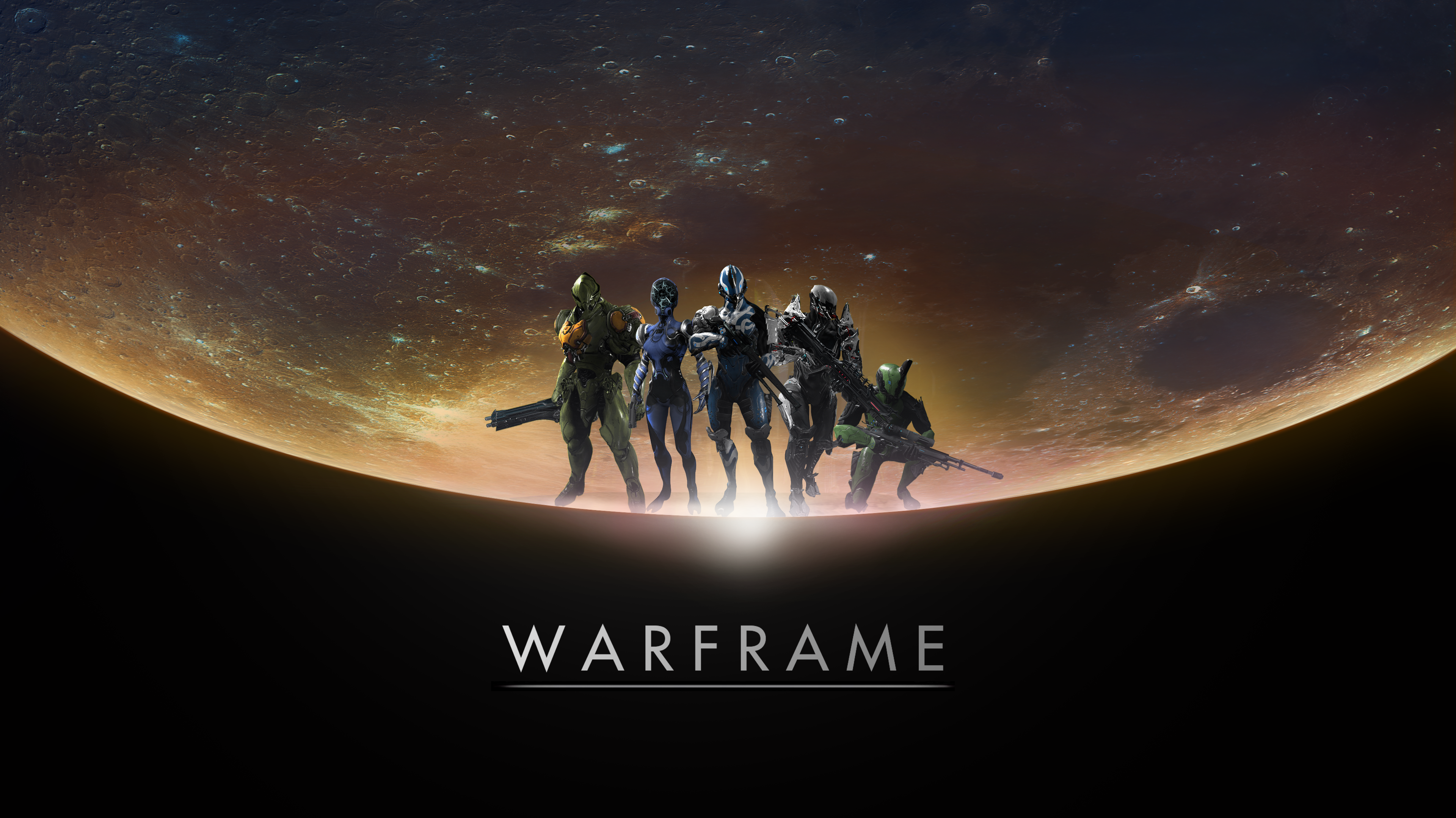 Warframe Wallpaper 4k   3840x2160   Download HD Wallpaper 3840x2160
