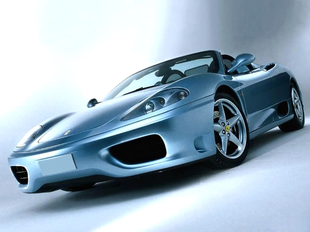 Wallpaper Of The Best Car a Blue Ferrari Wallpaper World 1024x768