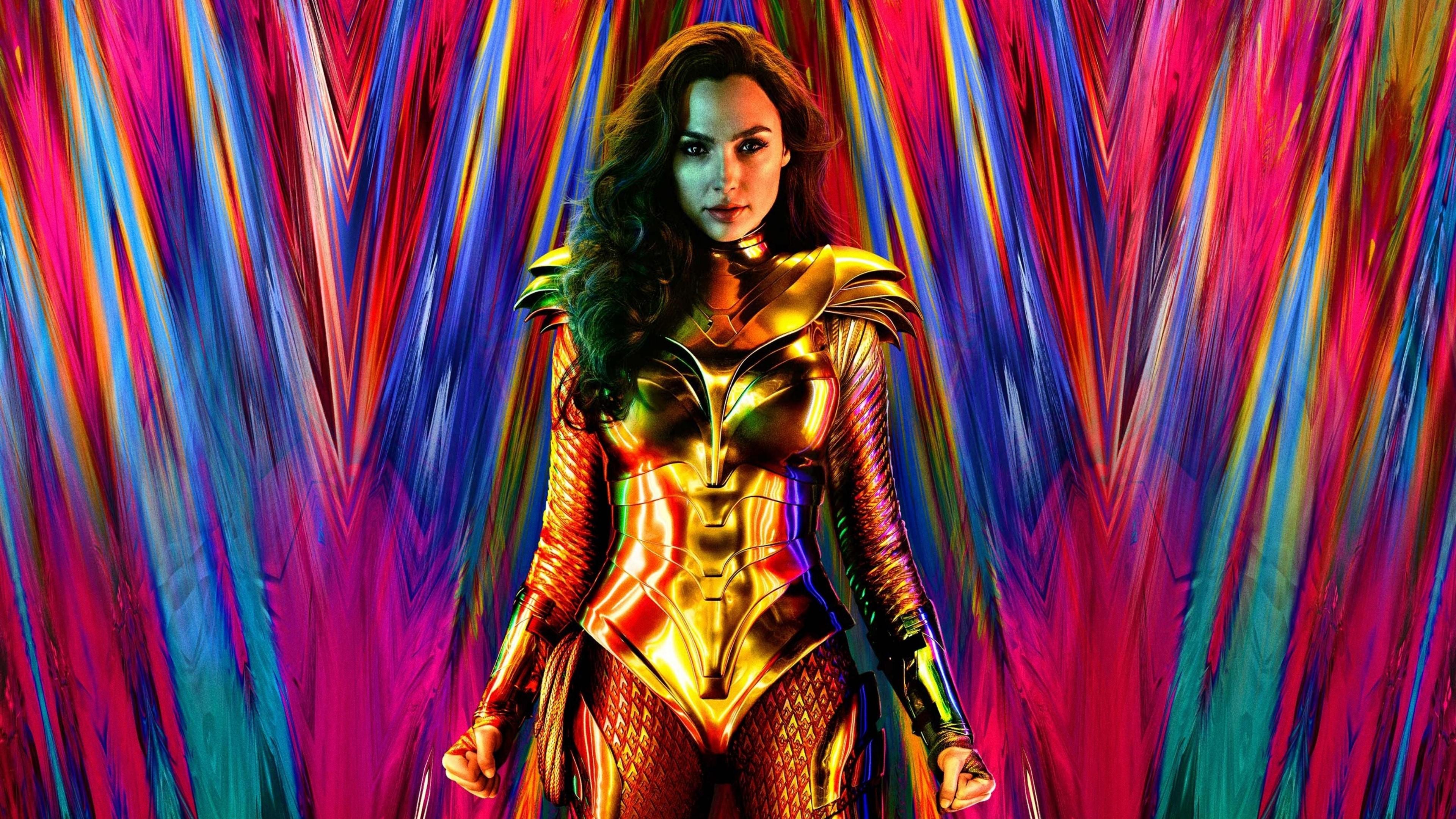 2019 Movie Wonder Woman 1984 Gal Gadot Art Wallpaper 4000x2795