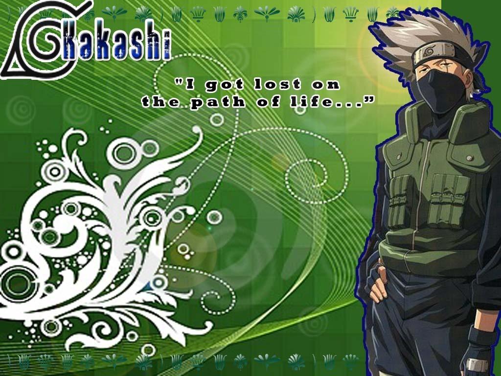 Kakashi sensei   Kakashi Wallpaper 22519217 1024x768