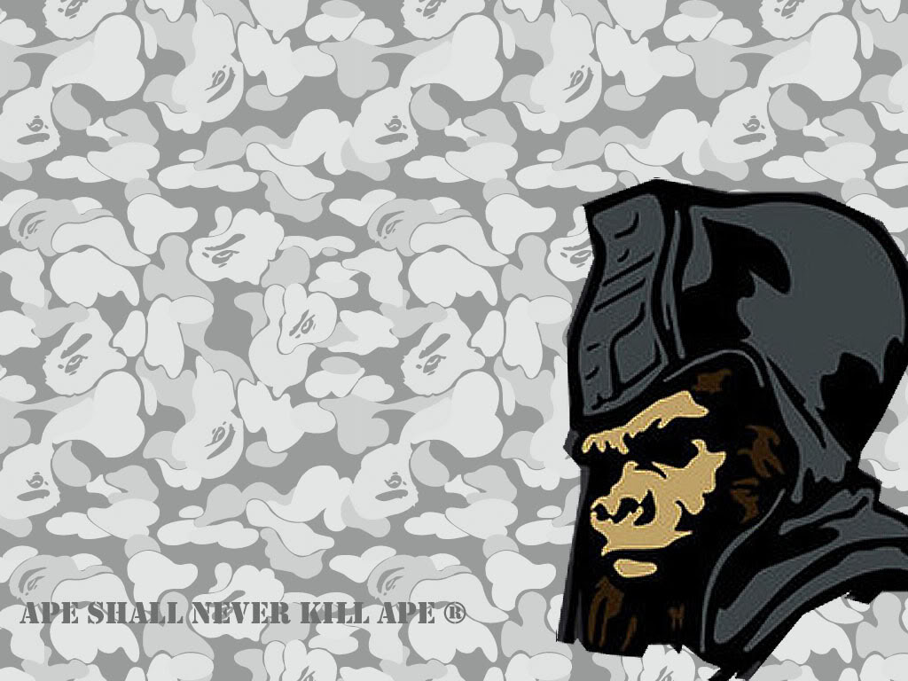desktop wallpaper bape wallpapers 1024x768