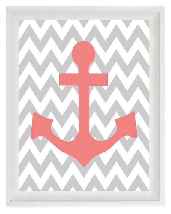 Chevron Anchor Wallpapers Anchor beach n 570x713