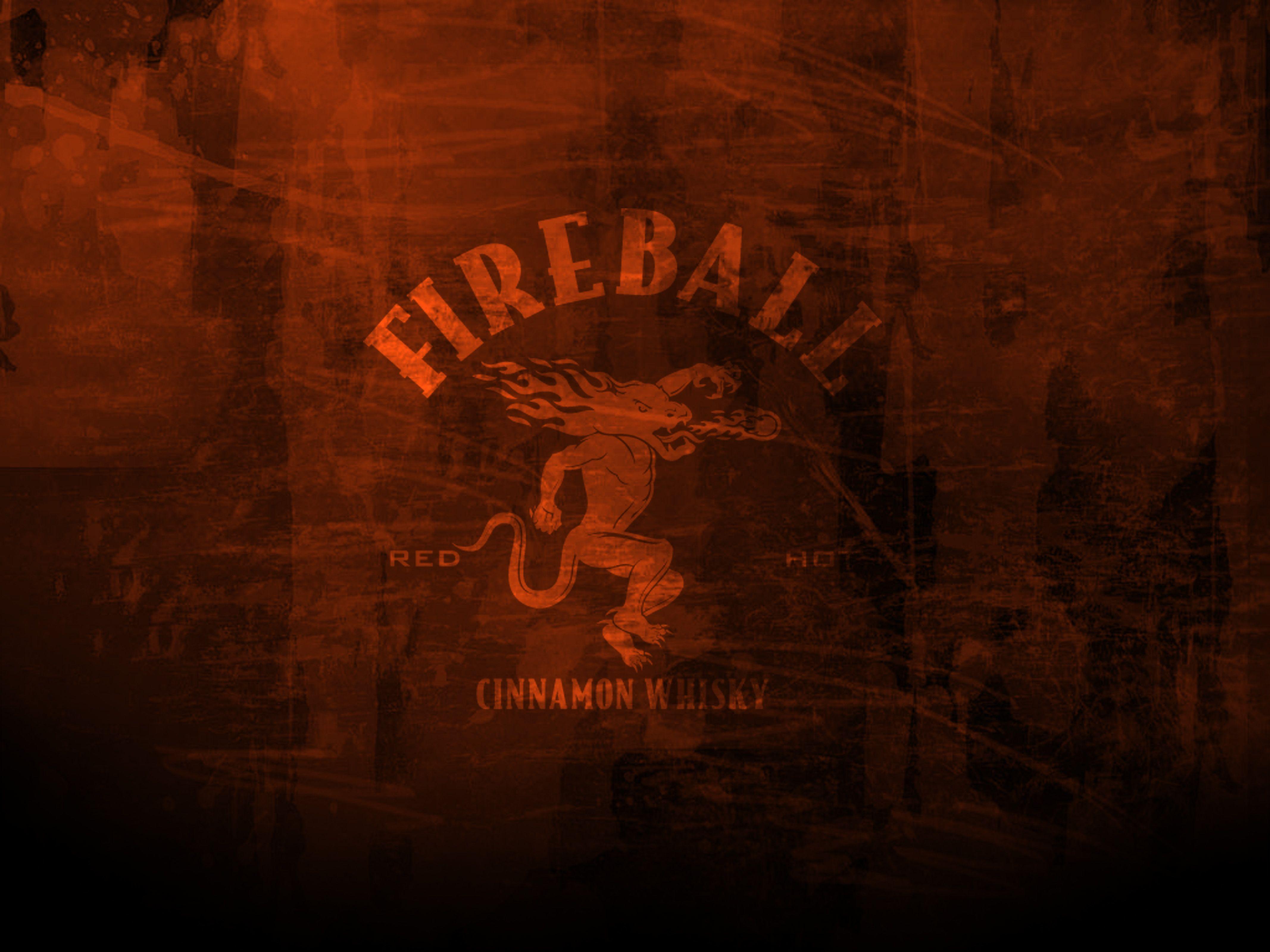 Fireball Whiskey Wallpaper Wallpaper Fireball whiskey Whiskey 4267x3200