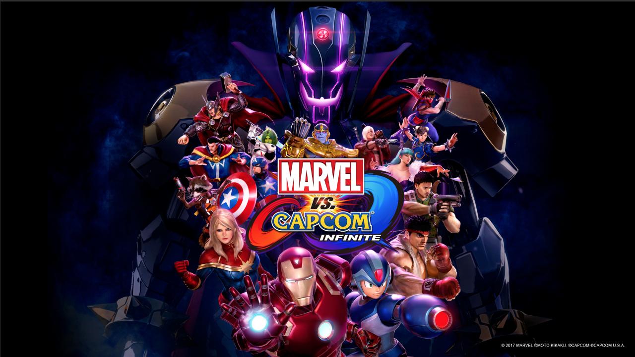 34 Marvel Vs Capcom Infinite Wallpapers On Wallpapersafari