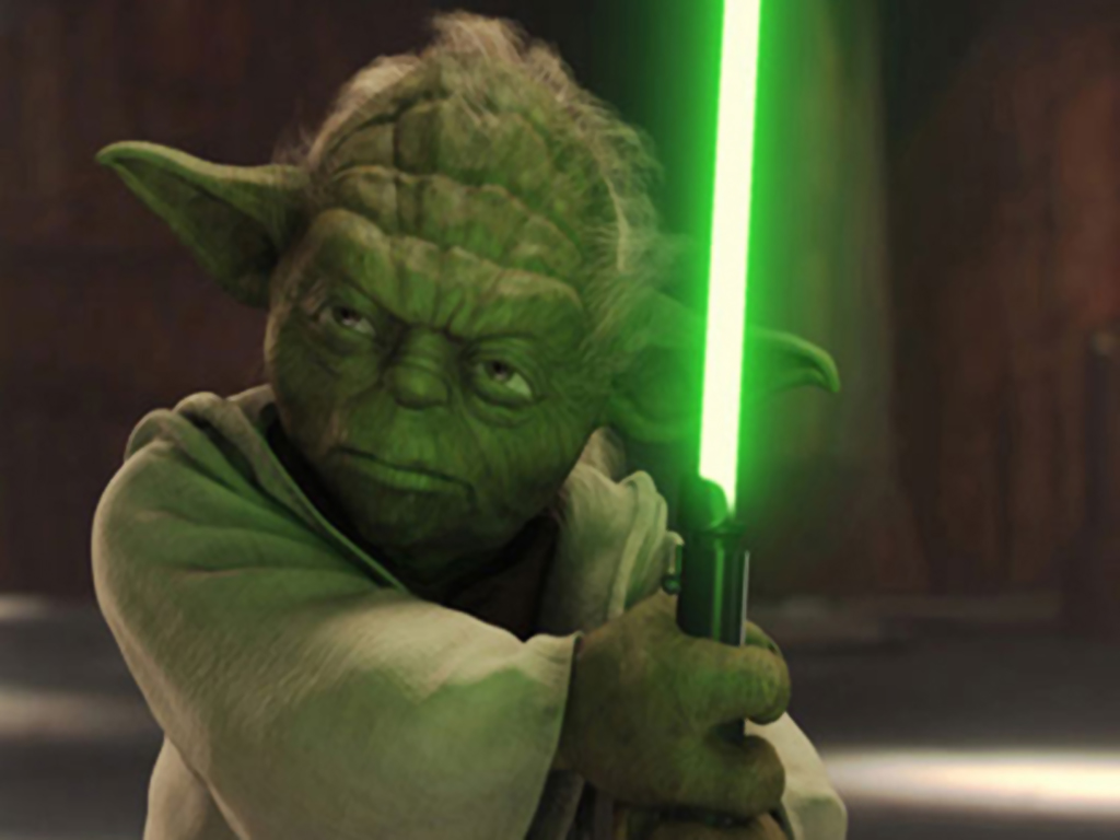 awesome yoda wallpaper wallpapersafari