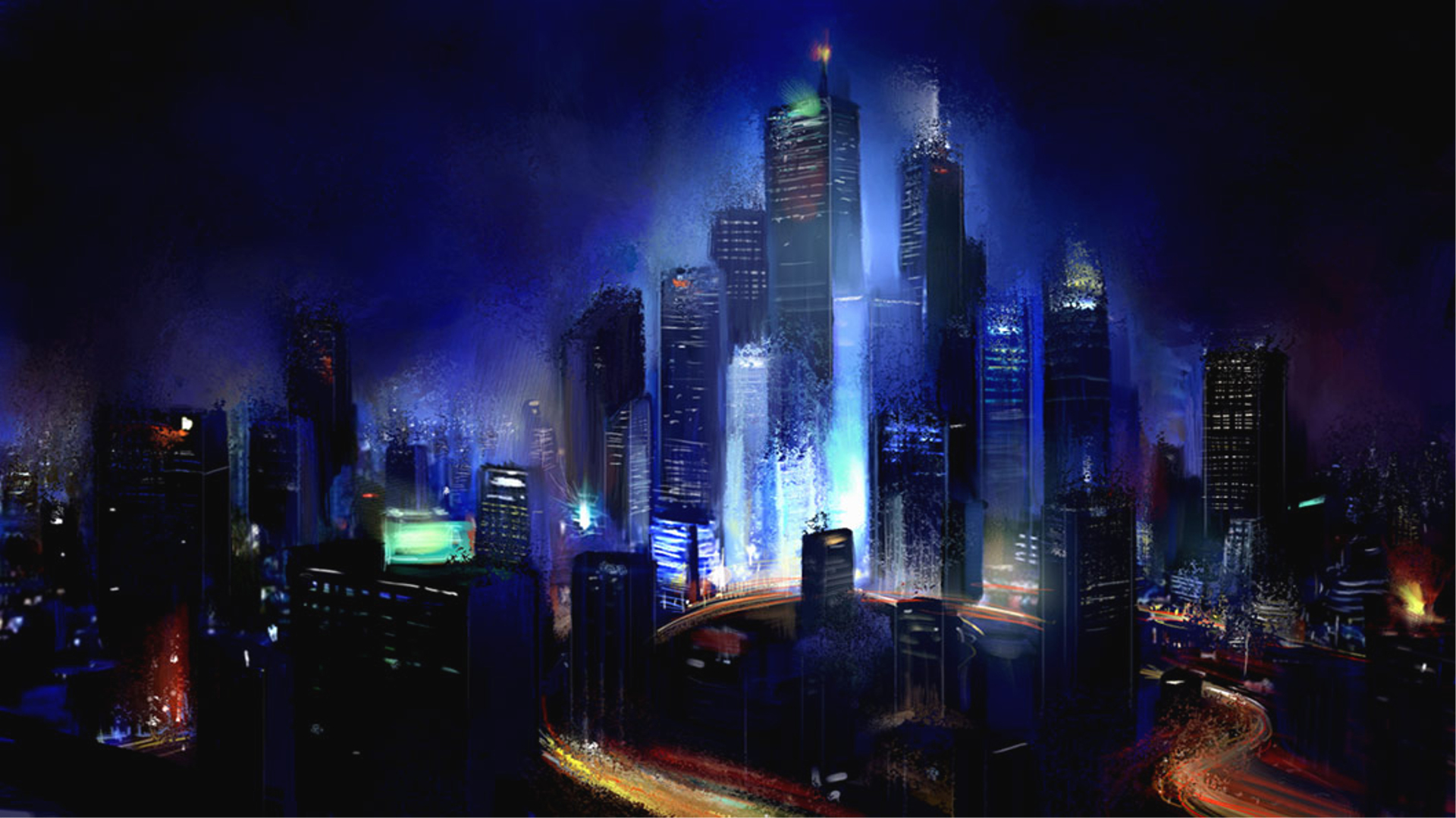 Cityscape Wallpaper Related Keywords amp Suggestions 1920x1080
