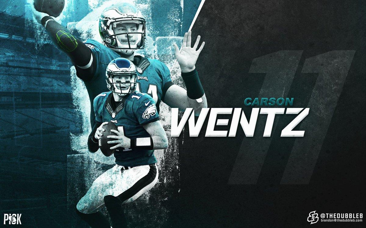 Pick 6 on Twitter Carson Wentz wallpaper Download here   https 1200x750