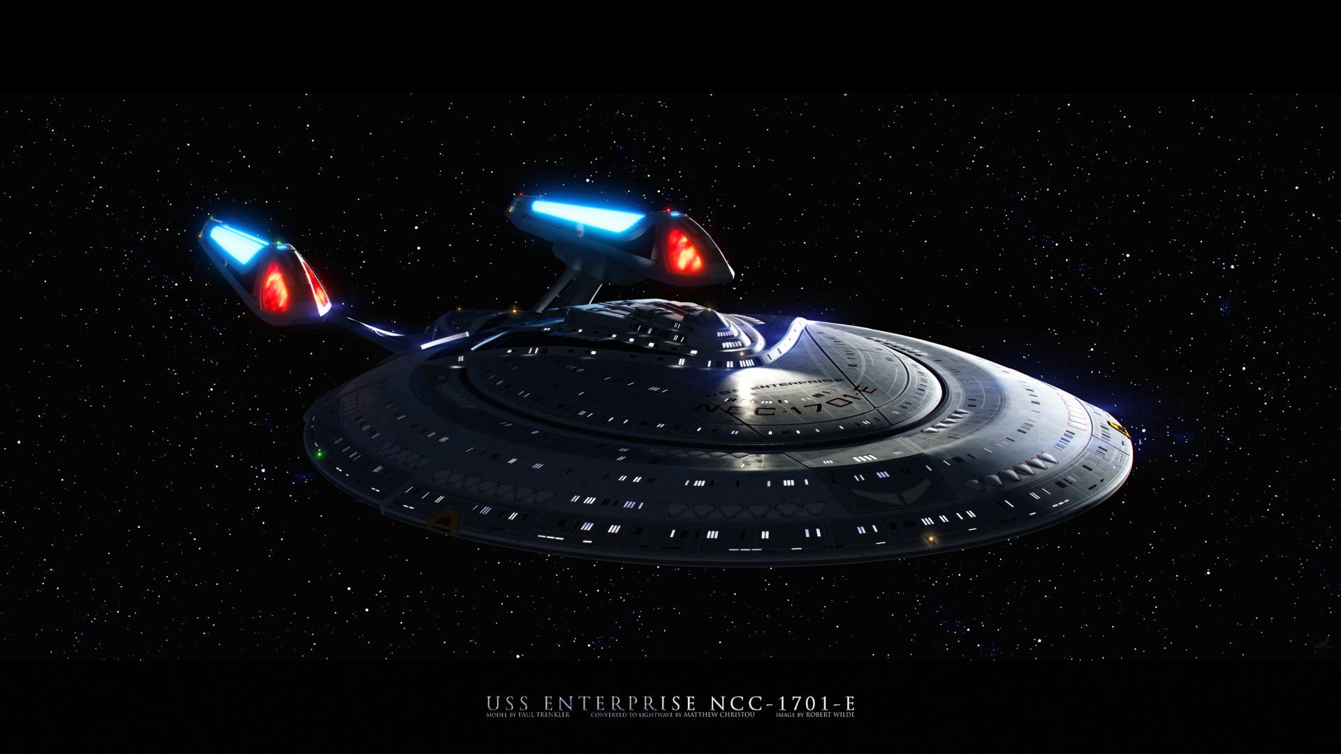 HD Star Trek Ships Wallpaper 1920x1080