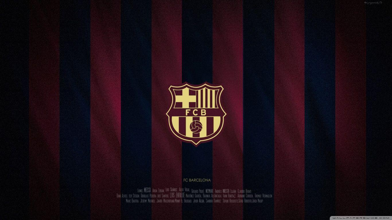 FC Barcelona Wallpapers 1366x768