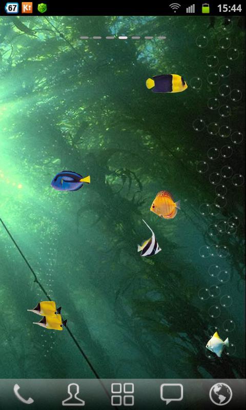 description aquarium live wallpaper aquarium live wallpaper 480x800