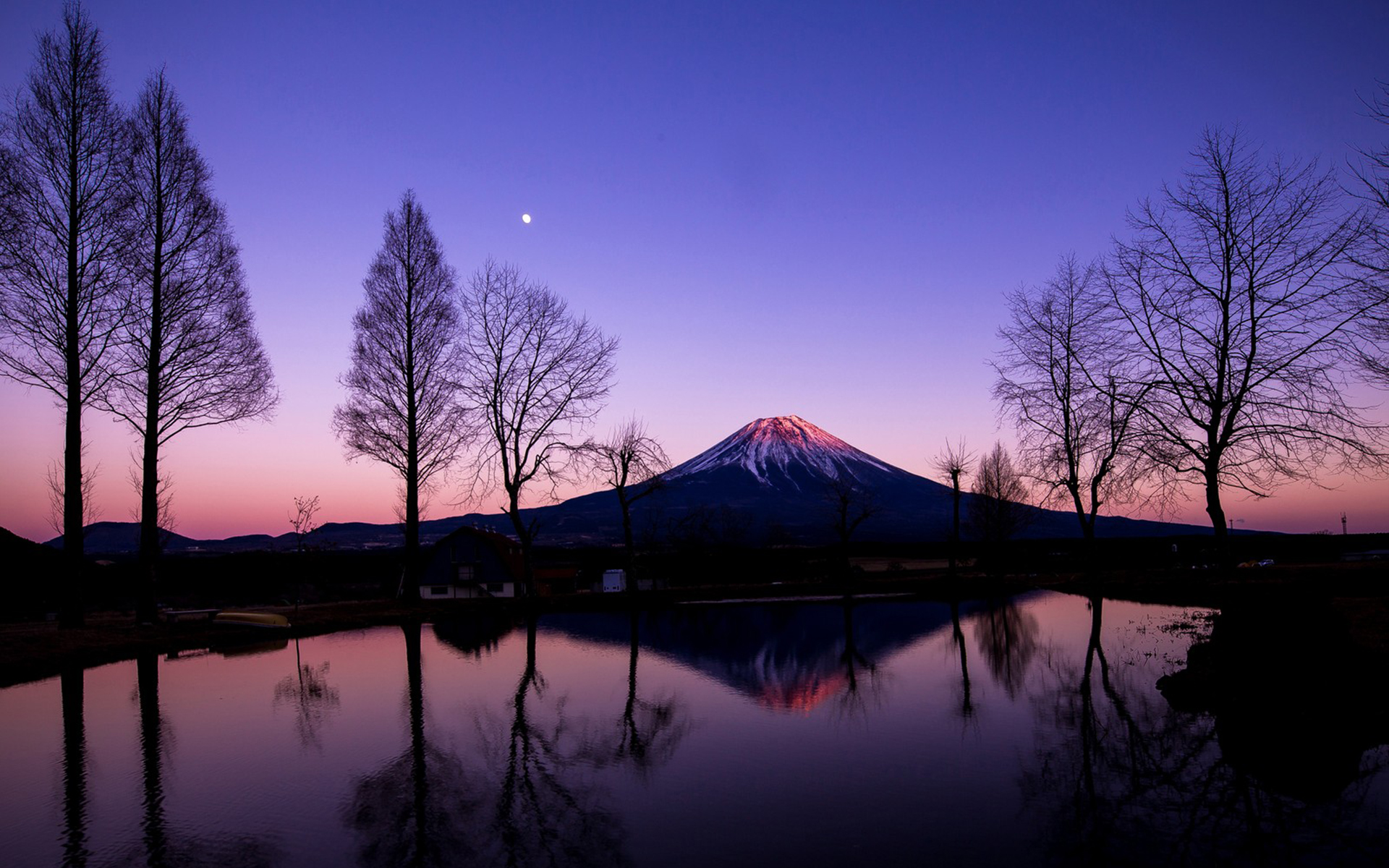 Mount Fuji Wallpapers 1920x1200
