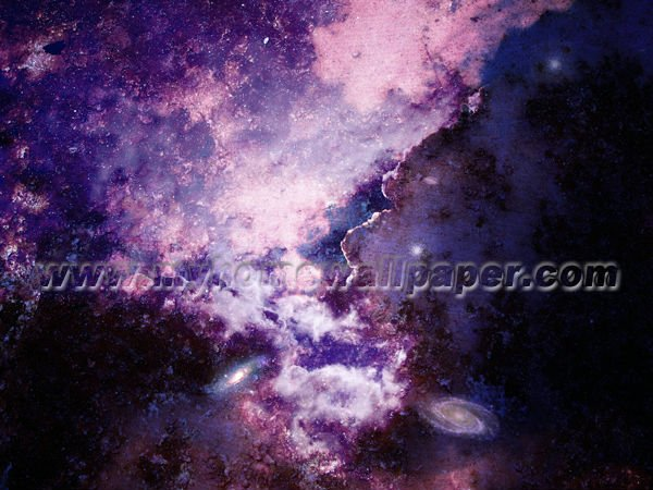 outerspace wallpaper murals for kids room BH1003 View wallpaper 600x450
