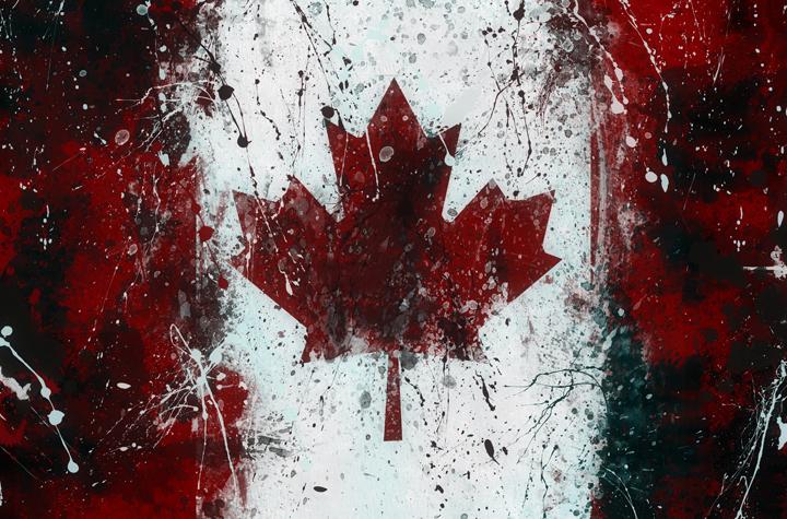 Canadian Flag Wallpaper Pack by GaryckArntzen 720x475
