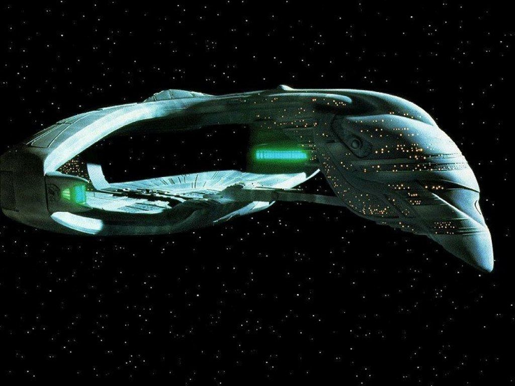 Romulan Starship The Next Generation Wallpaper 1024215768 1024x768
