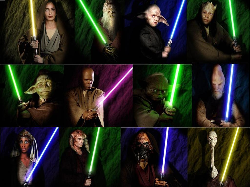 Star Wars images The Jedi Council HD wallpaper and background photos 1024x768