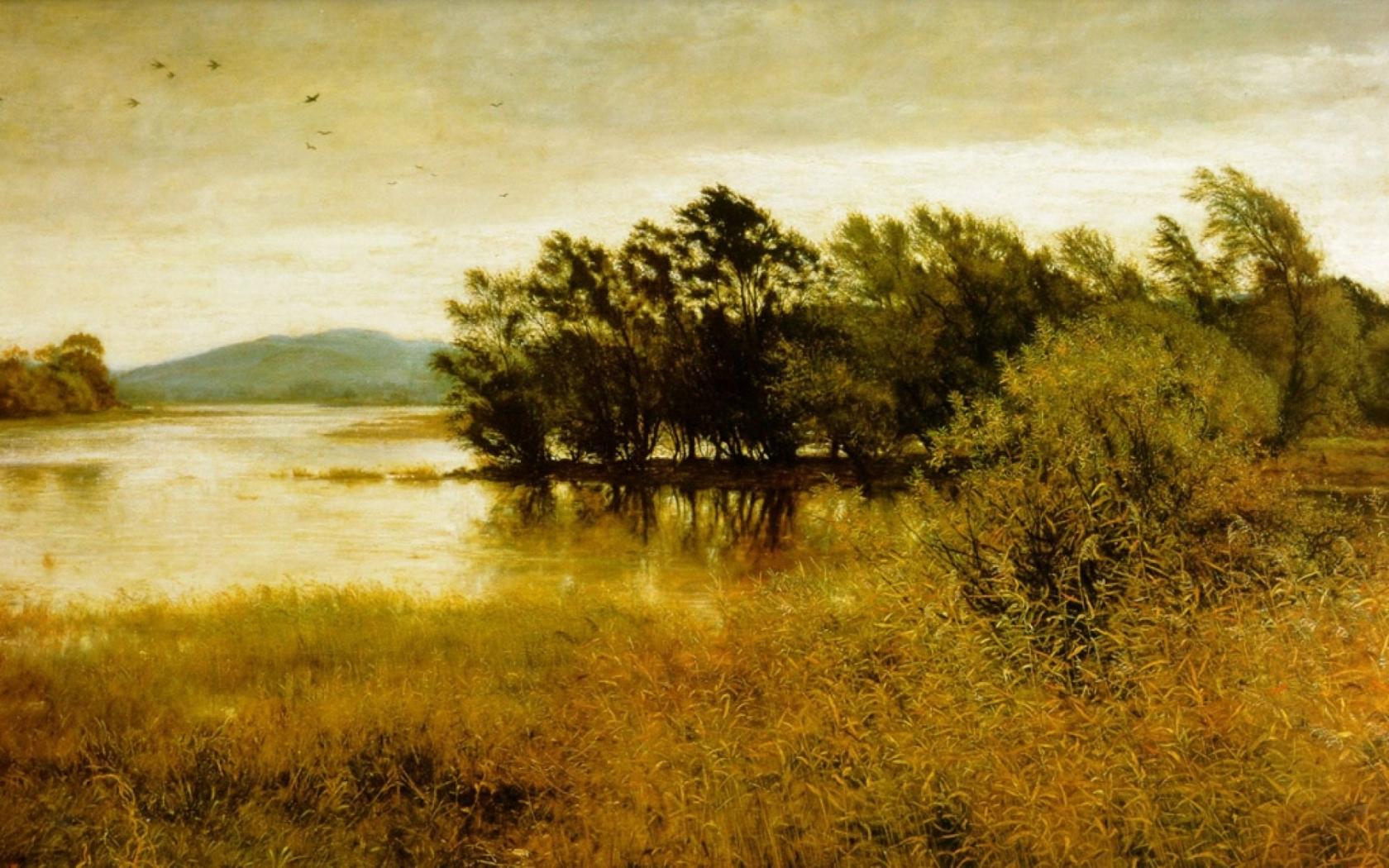 Impressionist painting 1680x1050 Wallpapers 1680x1050 1680x1050
