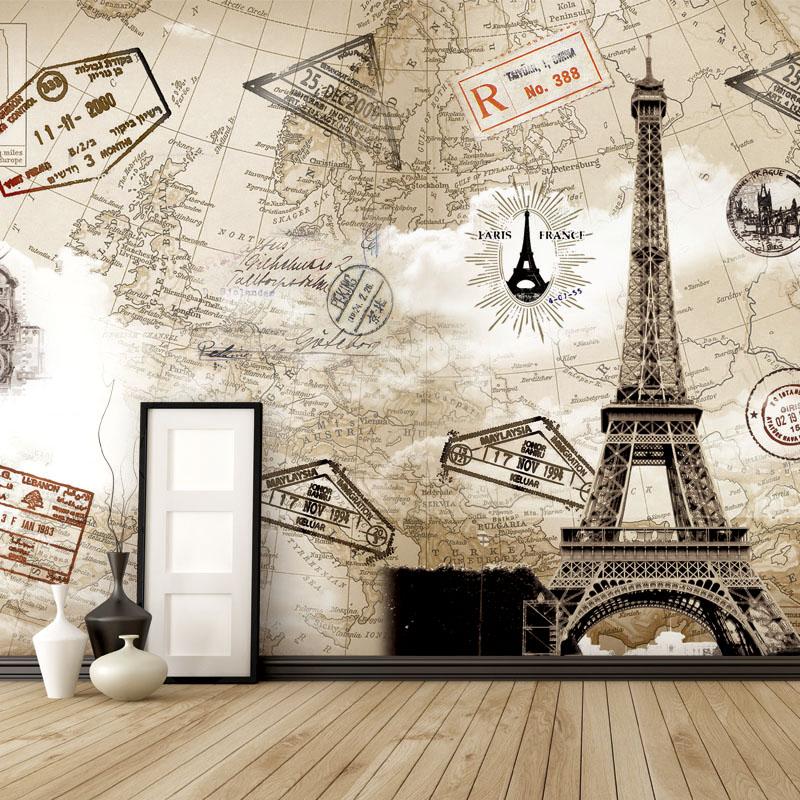 Map Wallpaper Roll Wallpapersafari