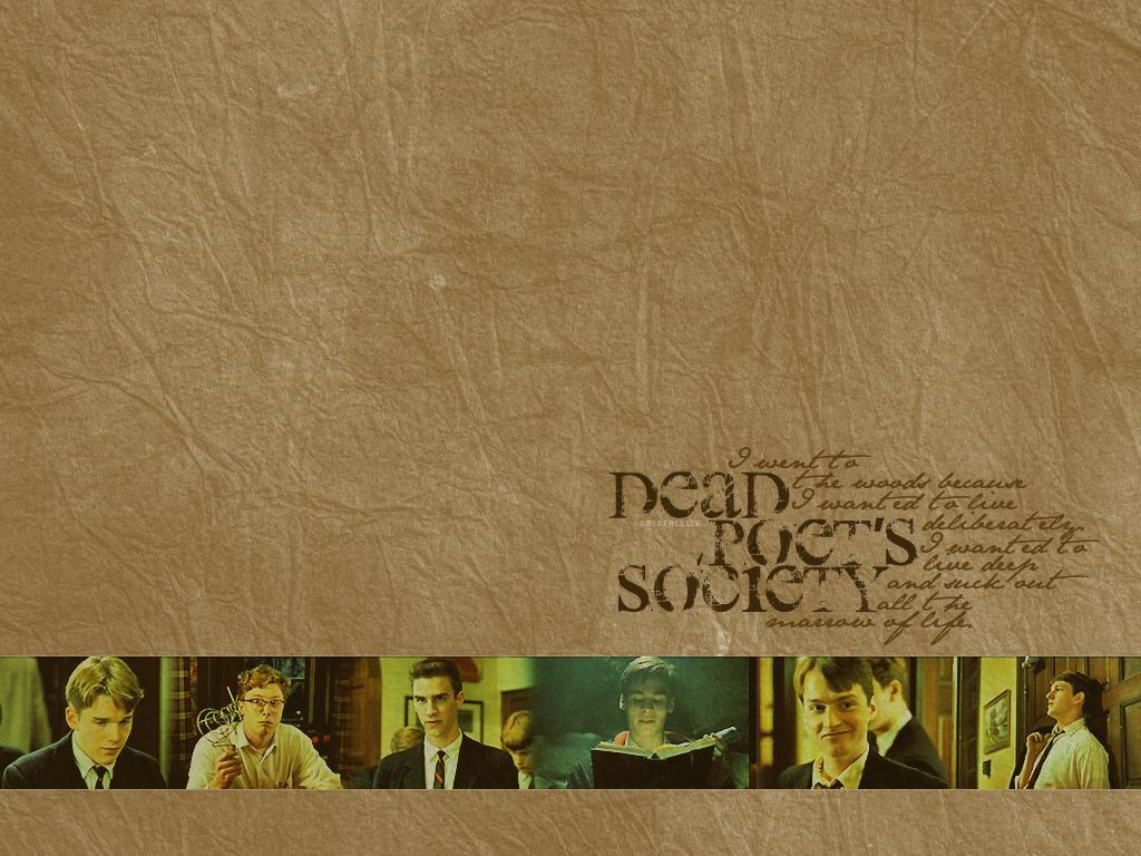 Dead Poets Society images Dead Poets Society HD fond dcran and 1024x768