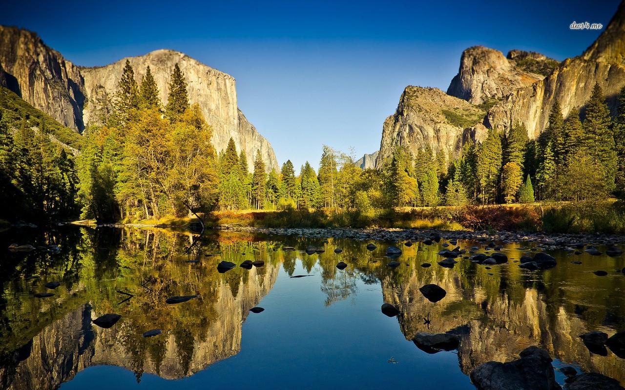 Yosemite Valley wallpaper   Nature wallpapers   37166 1280x800