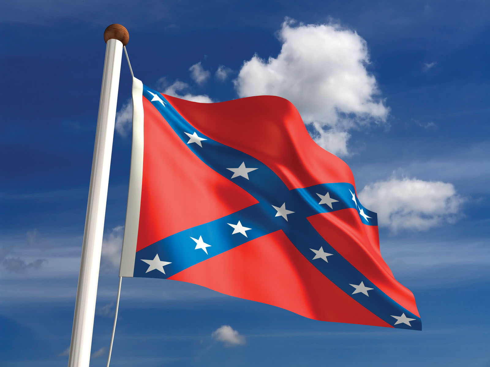 HD Rebel Flag Wallpapers 1600x1200