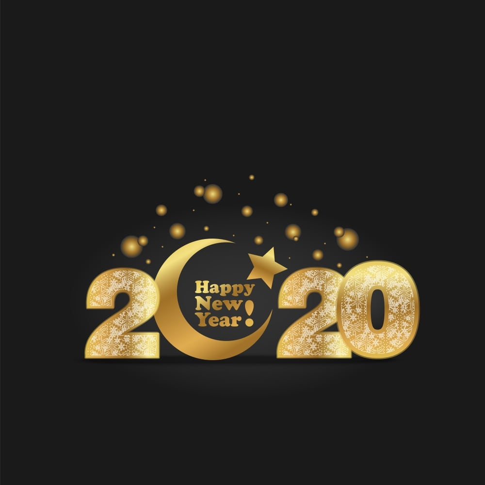 Find out best happy new year 2020 images and wallpapers 1000x1000