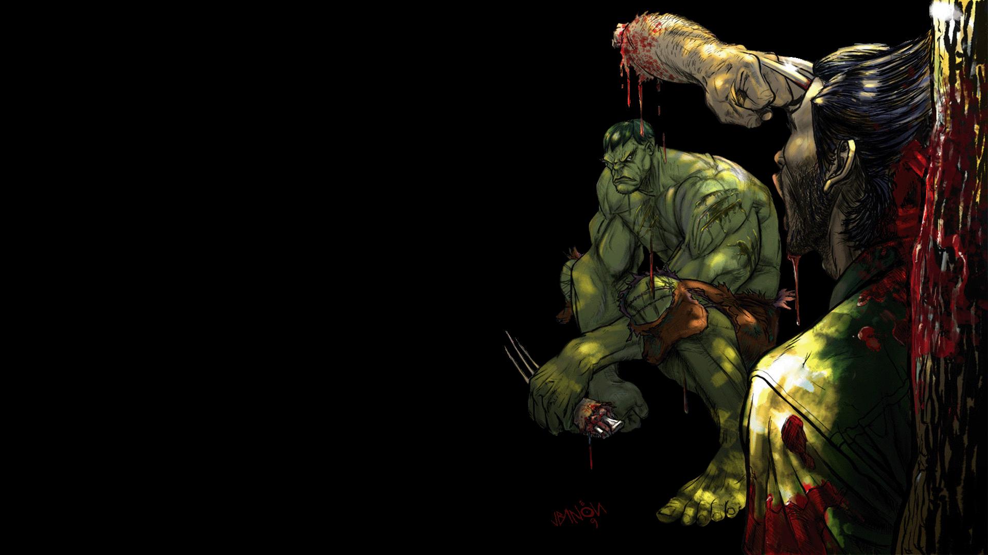 Hulk Wallpapers For Desktop Wallpapersafari
