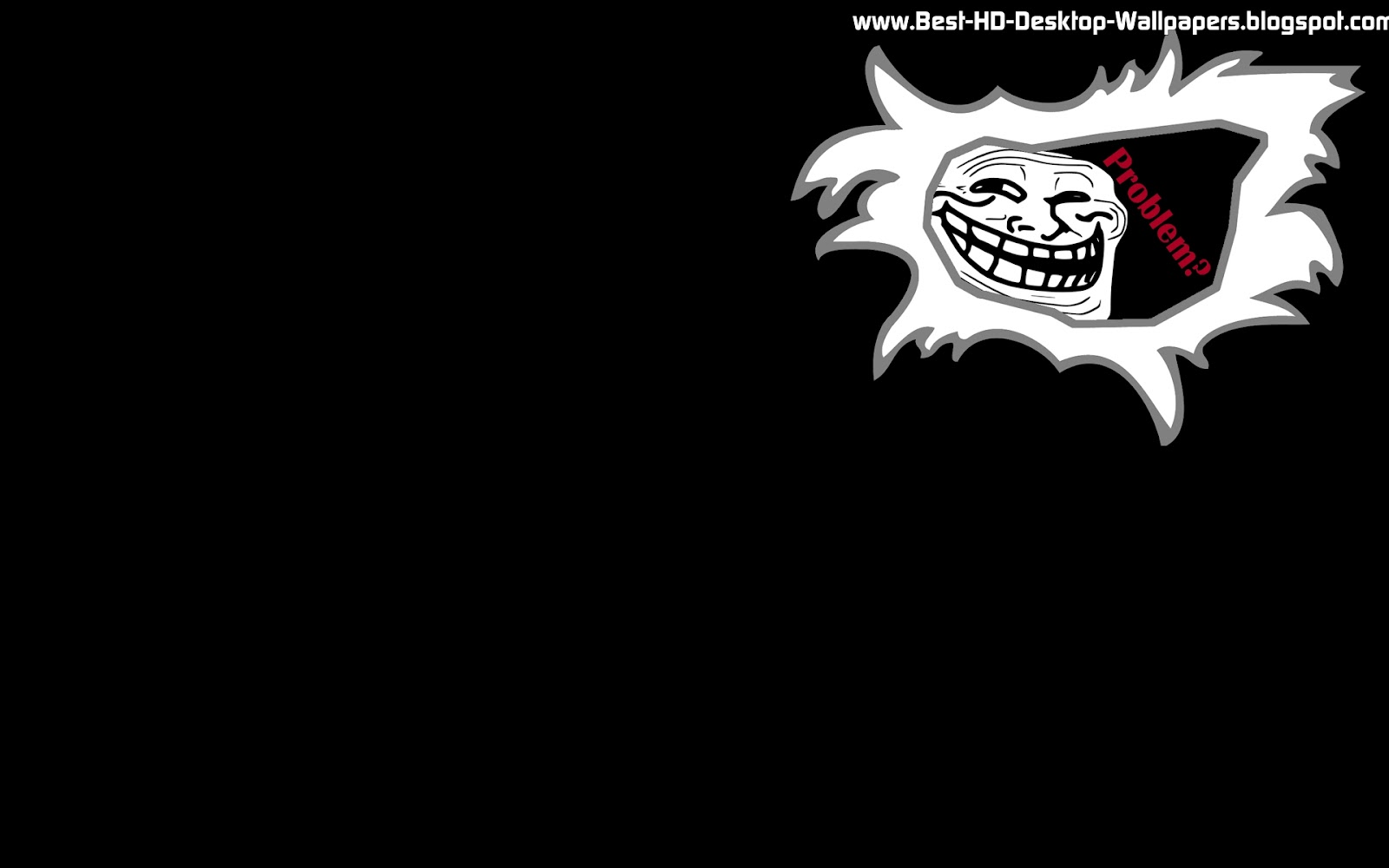 Enjoy Funny Troll Face Meme Wallpapers Troll Faces Wallpapers for 1600x1000