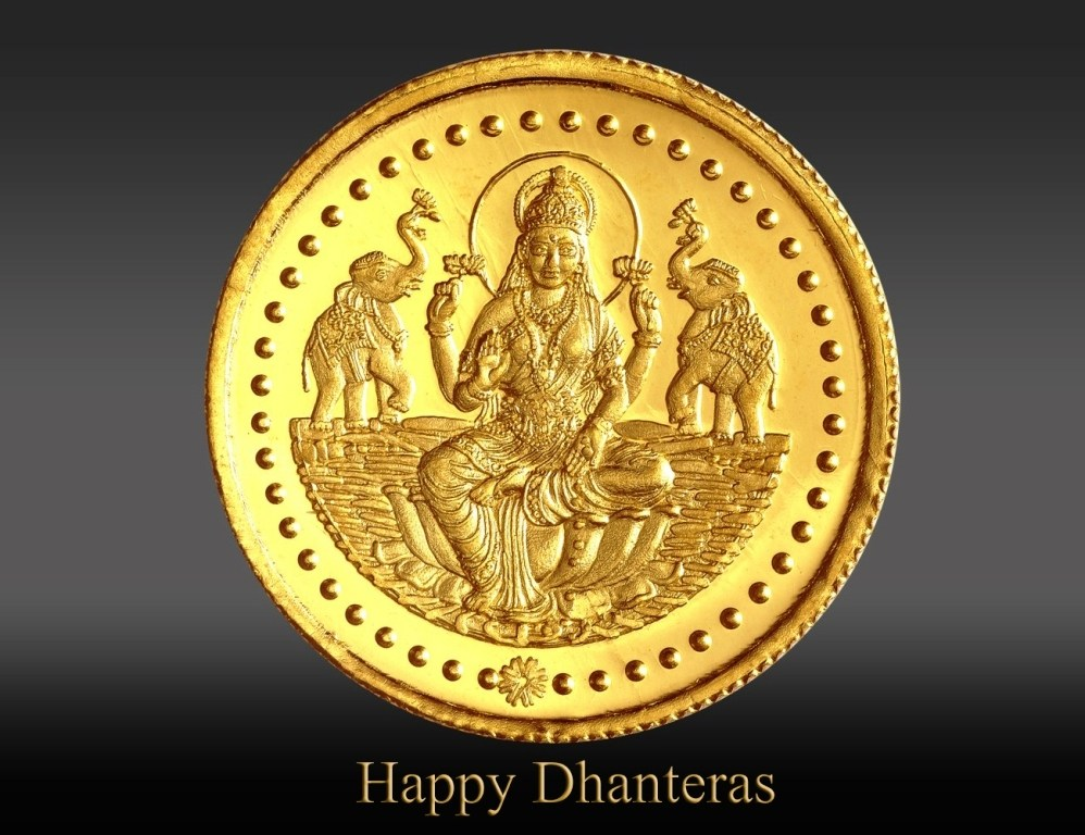 Happy Dhanatrayodashi Dhanteras Images GIF HD 998x768