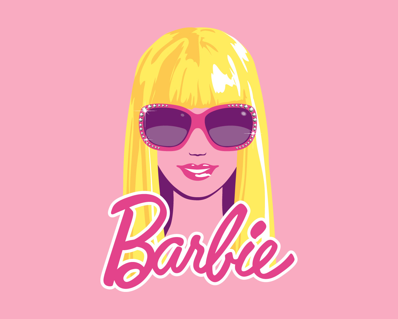 Barbie Wallpaper Windows Downlao 1280x1024