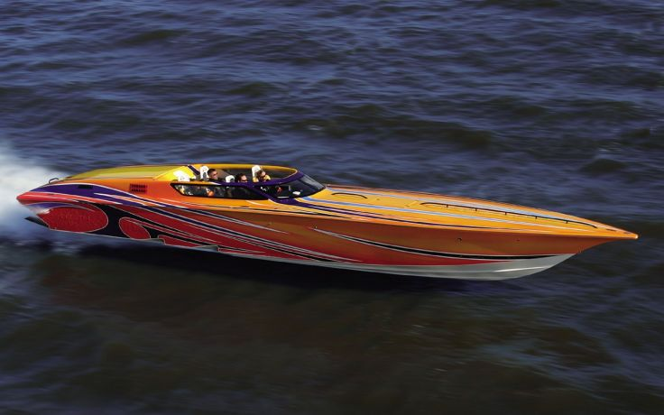 boat ship race racing superboat custom cigarette offshore wallpaper 736x460