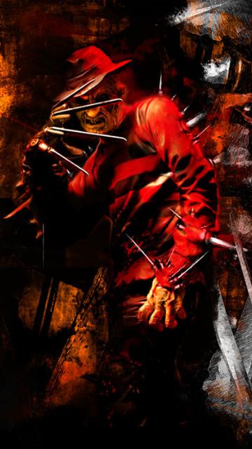 Freddy Krueger 360x640