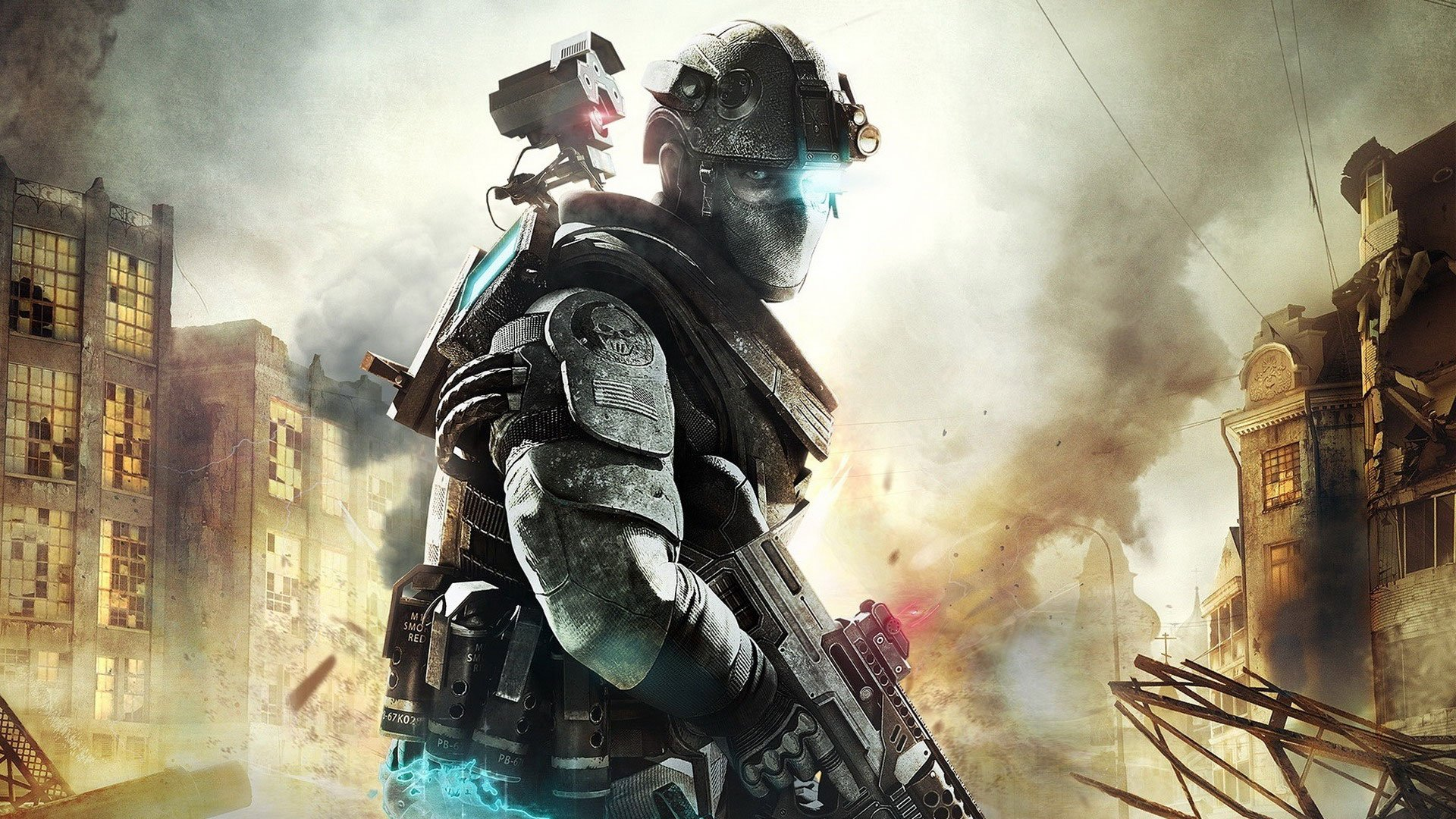 Ghost Recon Future Soldier Wallpapers in HD 1920x1080