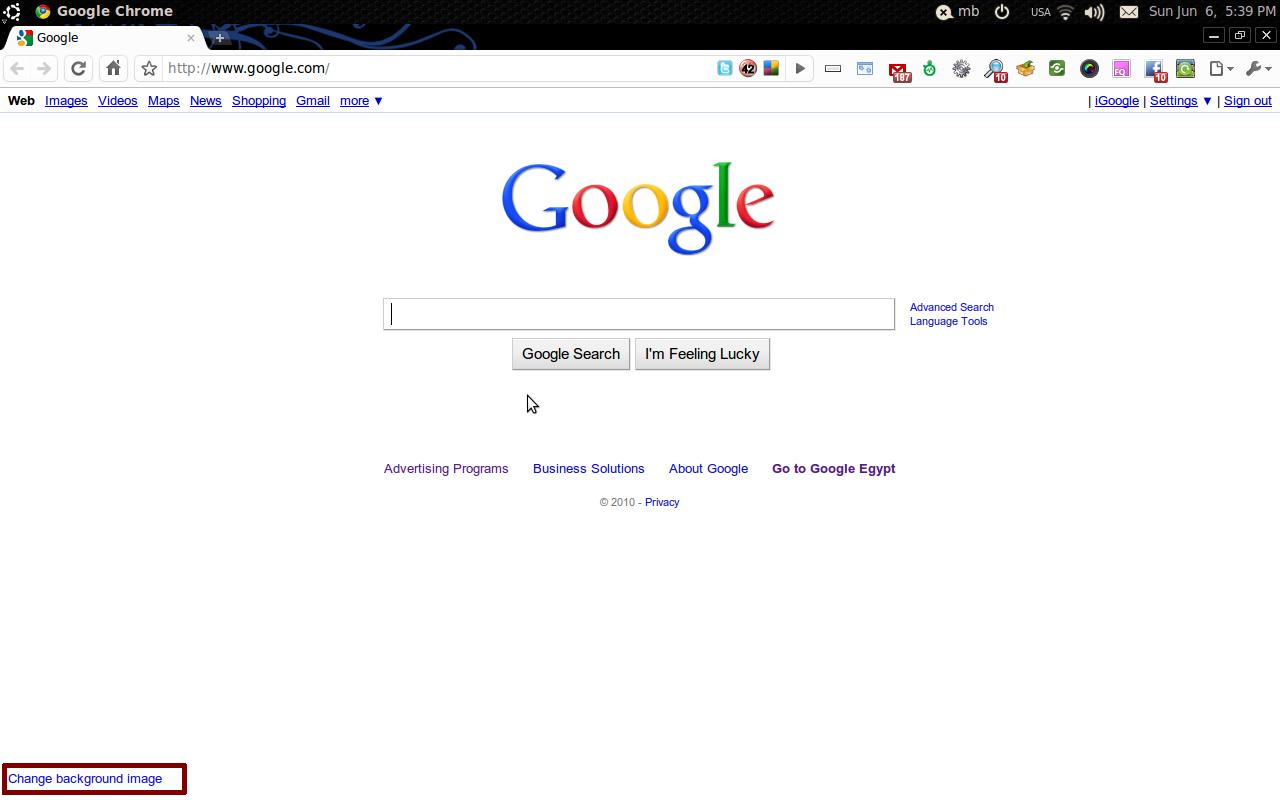 75 Google Homepage Wallpaper On Wallpapersafari