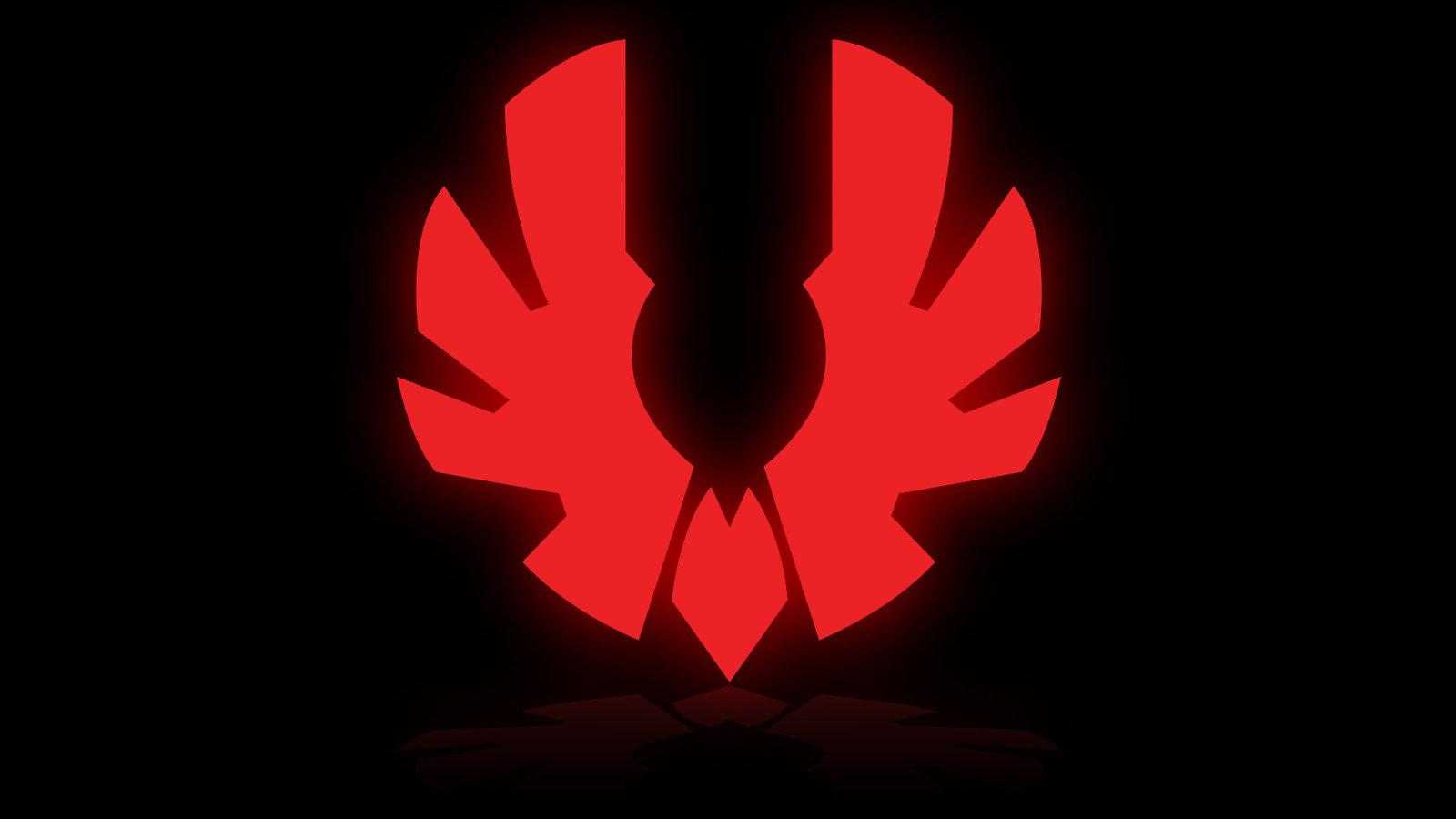 BitFenix Logo   Glow and Reflection   Black by NoX Troniq on 1600x900