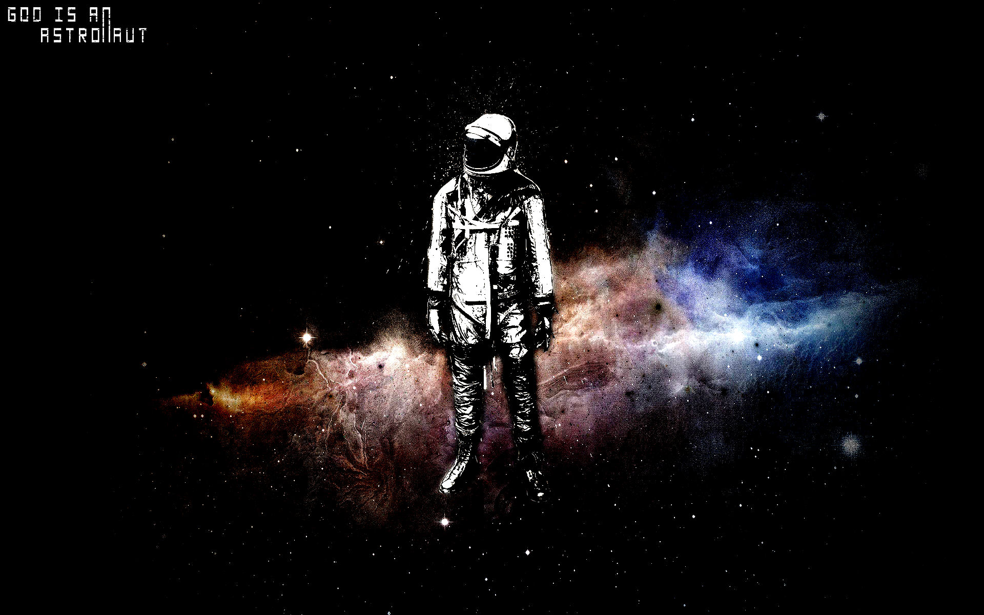 космос трава космонавт space grass astronaut  № 3317187  скачать
